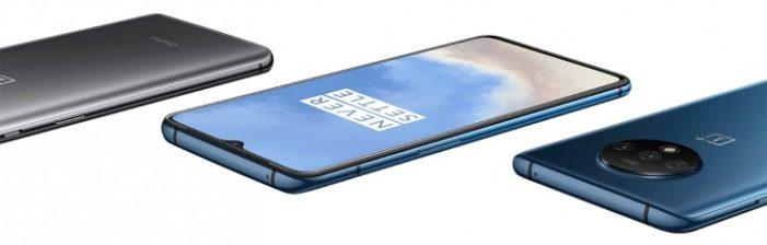 OnePlus 7T bočná strana