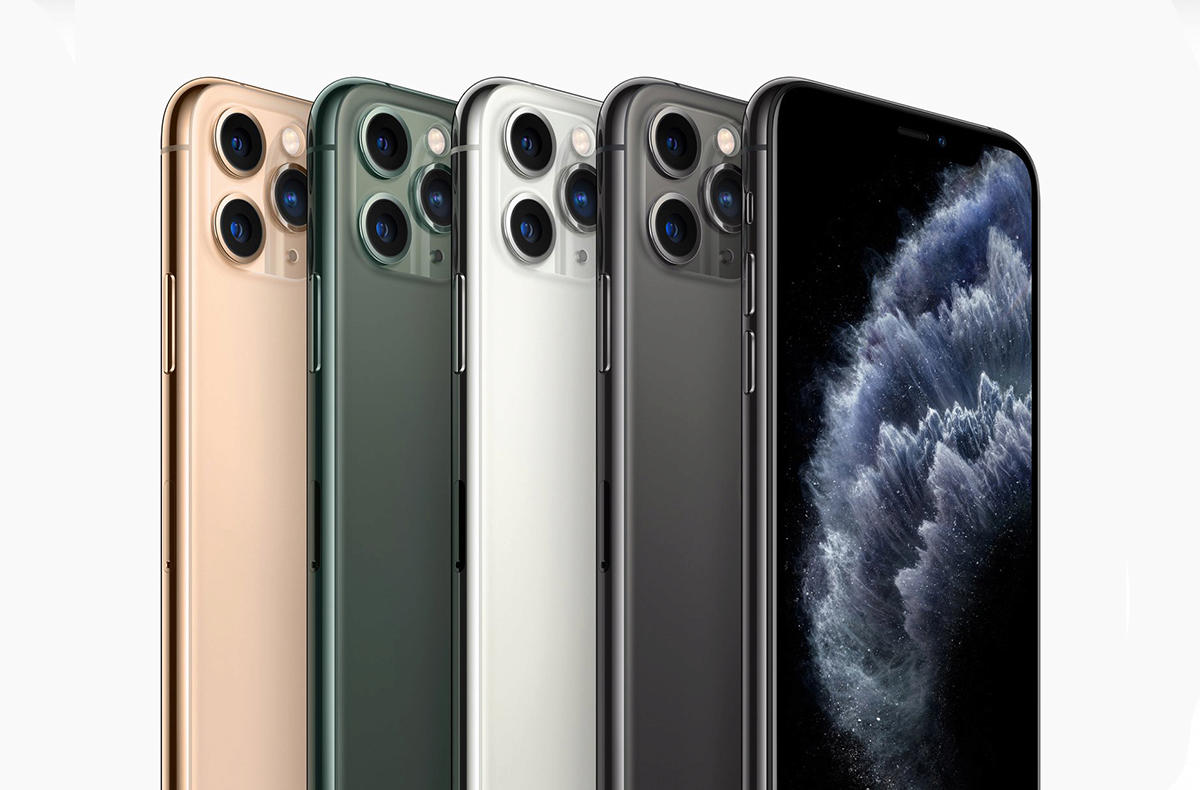 iPhone 11 Pro fotomobil