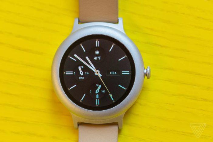 Smart hodinky telo