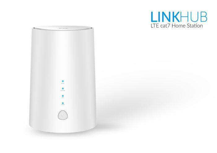 Alcatel LTE linkhub biela farba