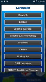 mario kart jazyky