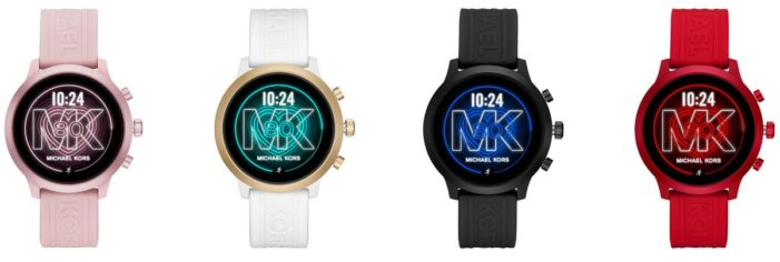 MKGO fitness hodinky farby