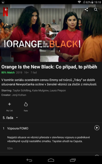 Netflix Orange is new black