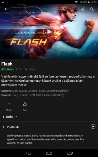 Netlix Flash