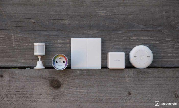 Smart domácnosť zariadenia