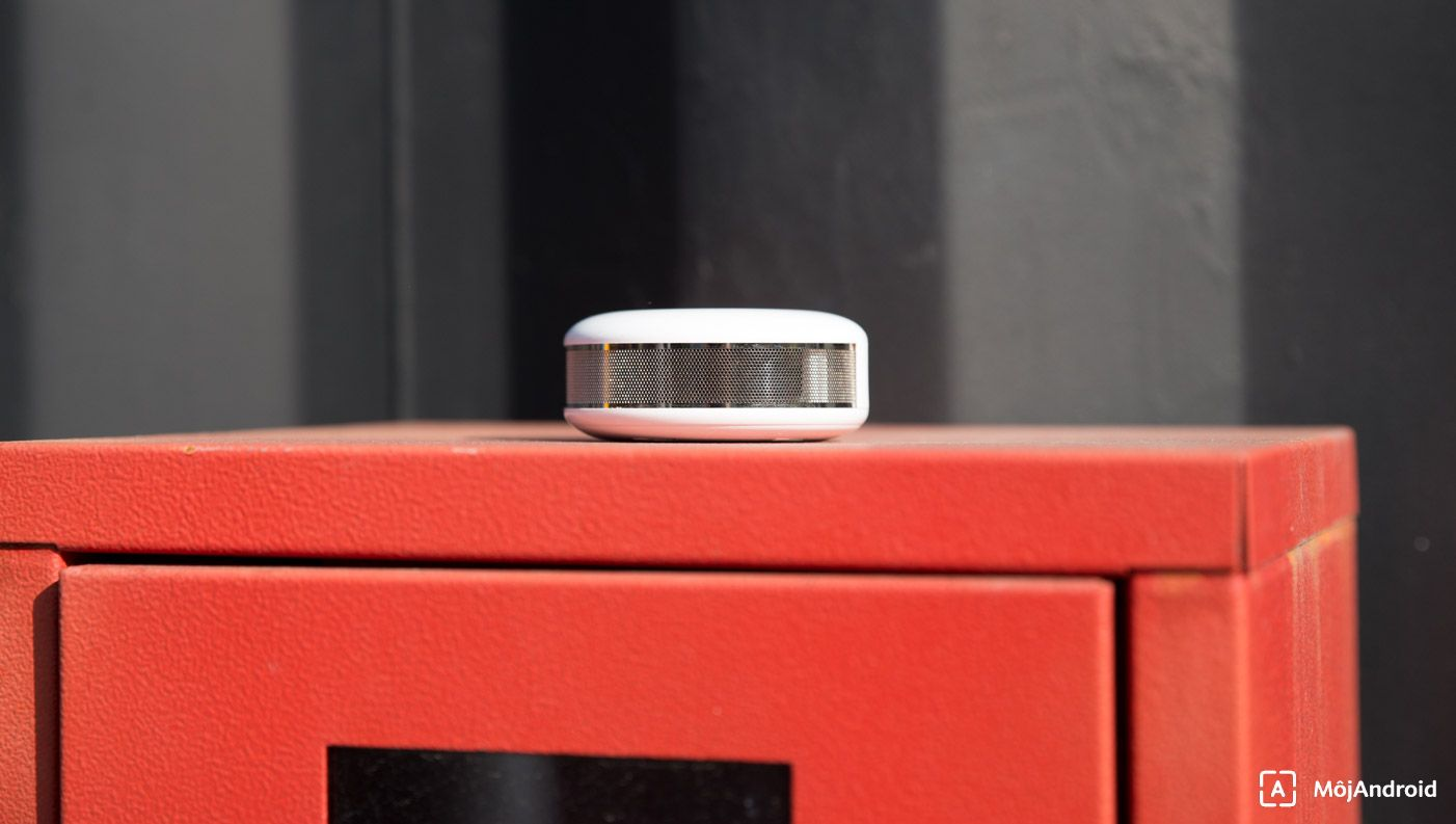 Fibaro smoke detektor detektor dymu