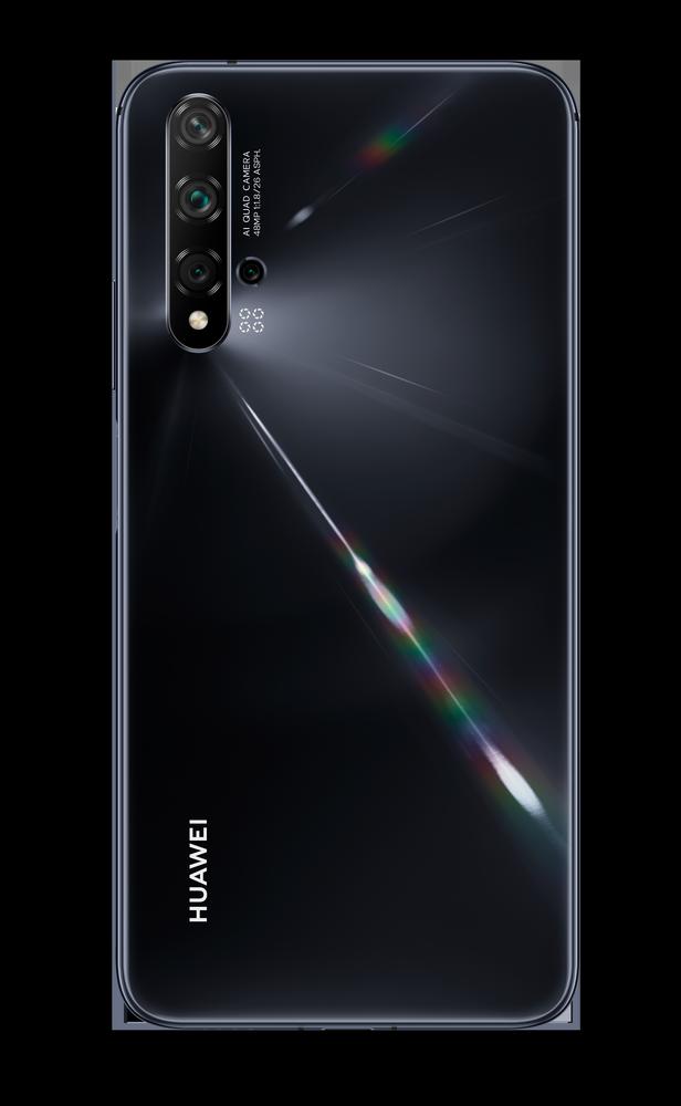 Huawei Nova 5T fotoaparat