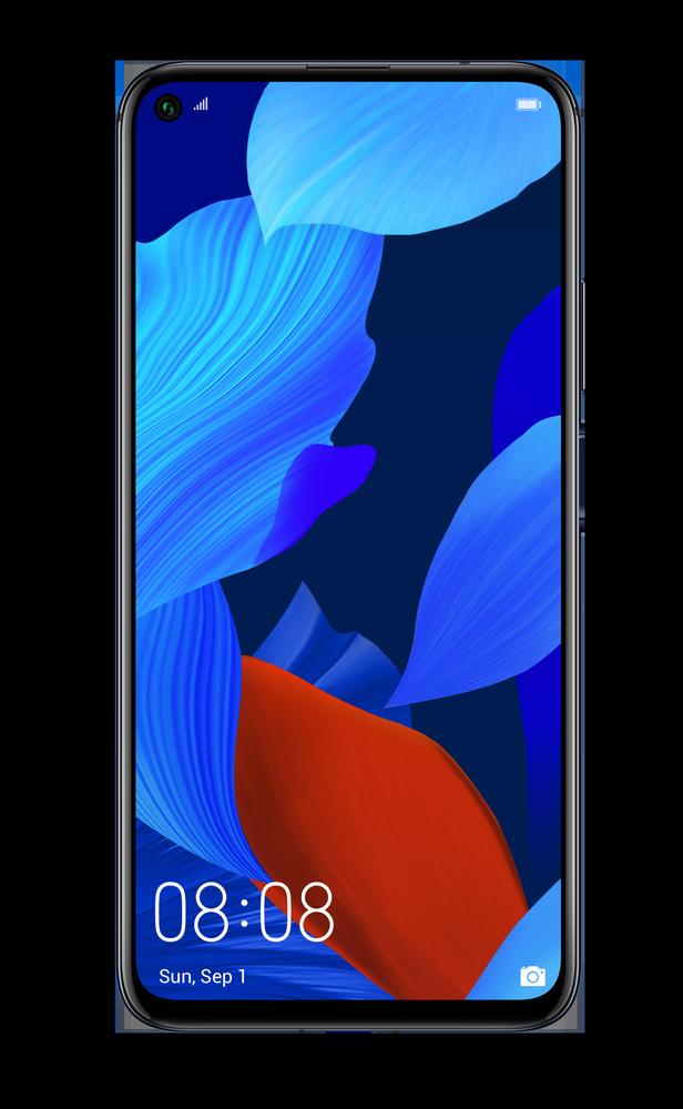 Huawei Nova 5T displej