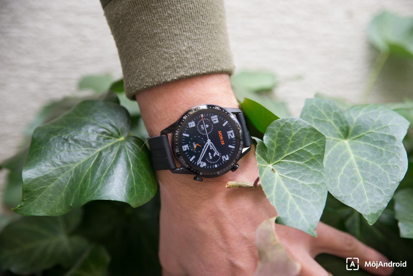 Huawei Watch GT2 domovska obrazovka