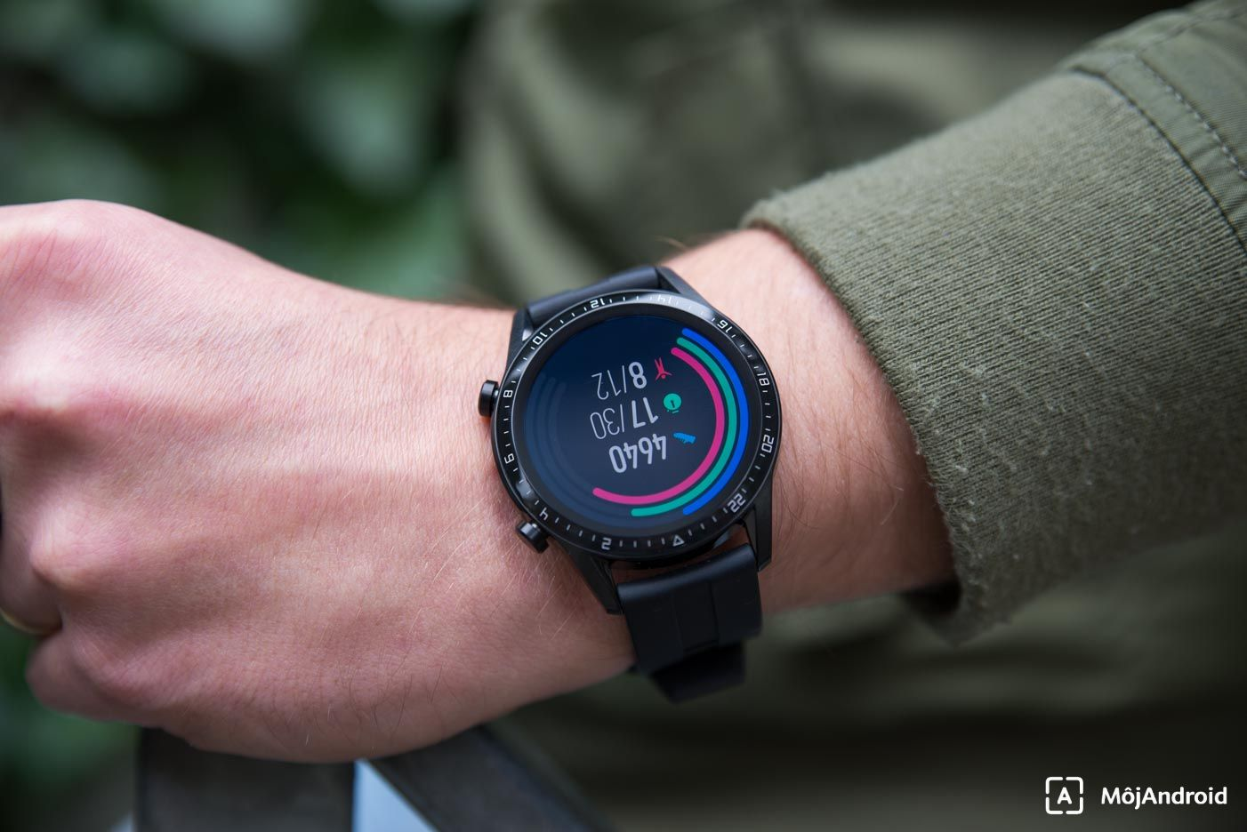 Huawei Watch GT2 sportove funkcie