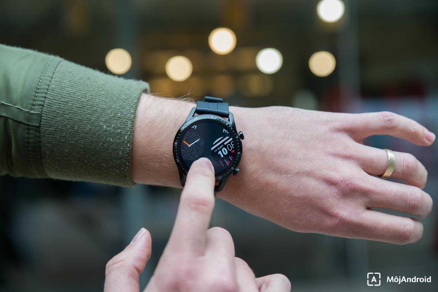 Huawei Watch GT2 ciferniky