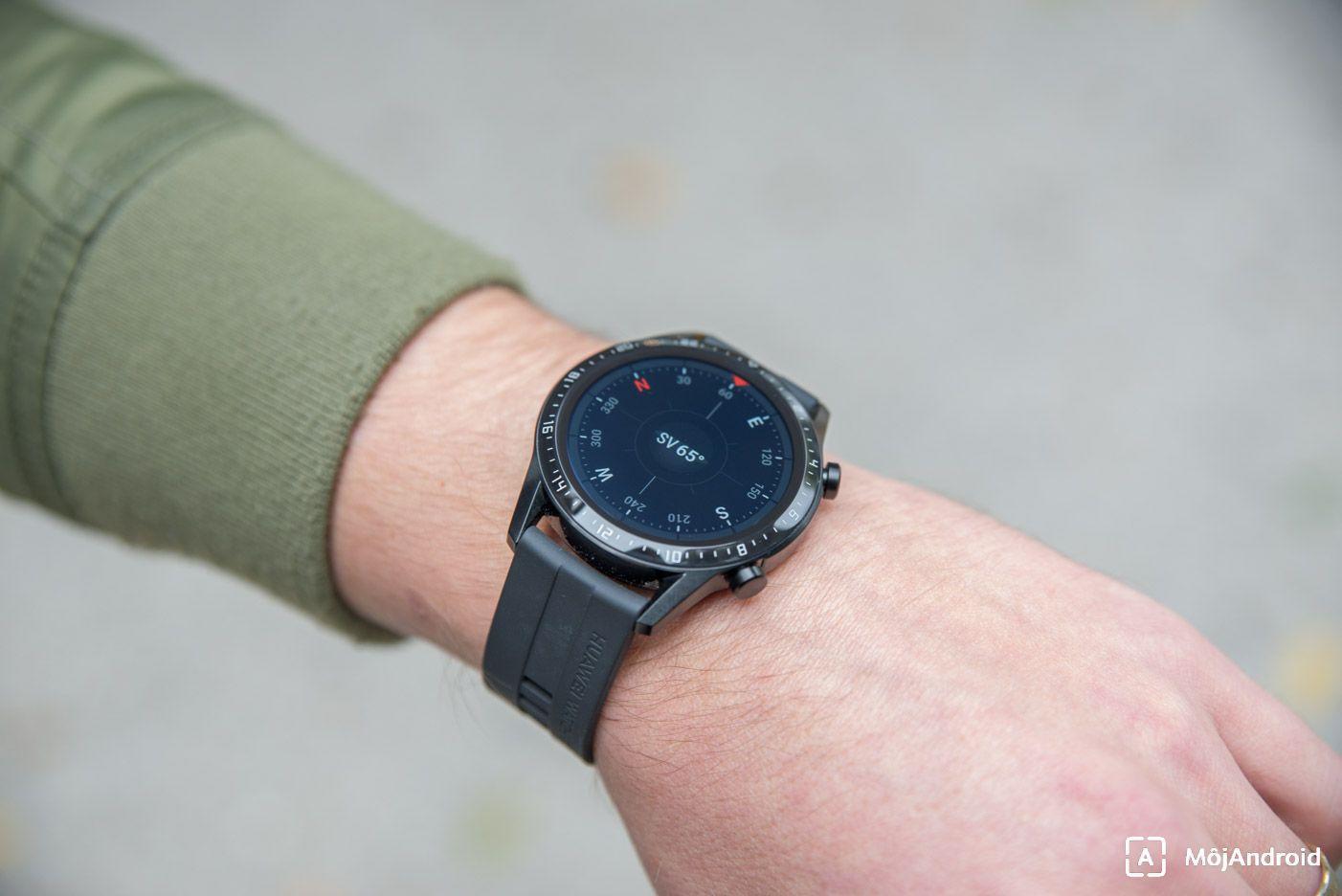 Huawei Watch GT2 kompas