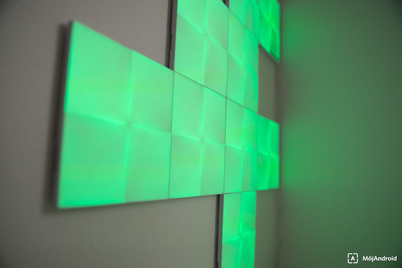 Nanoleaf Canvas svetla