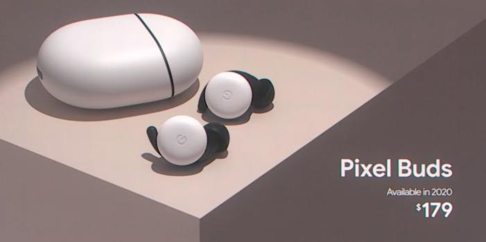 Google Pixel Buds cena