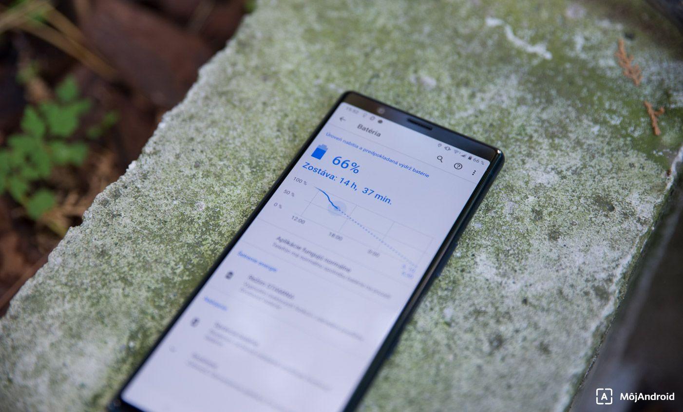 Sony Xperia 5 batéria