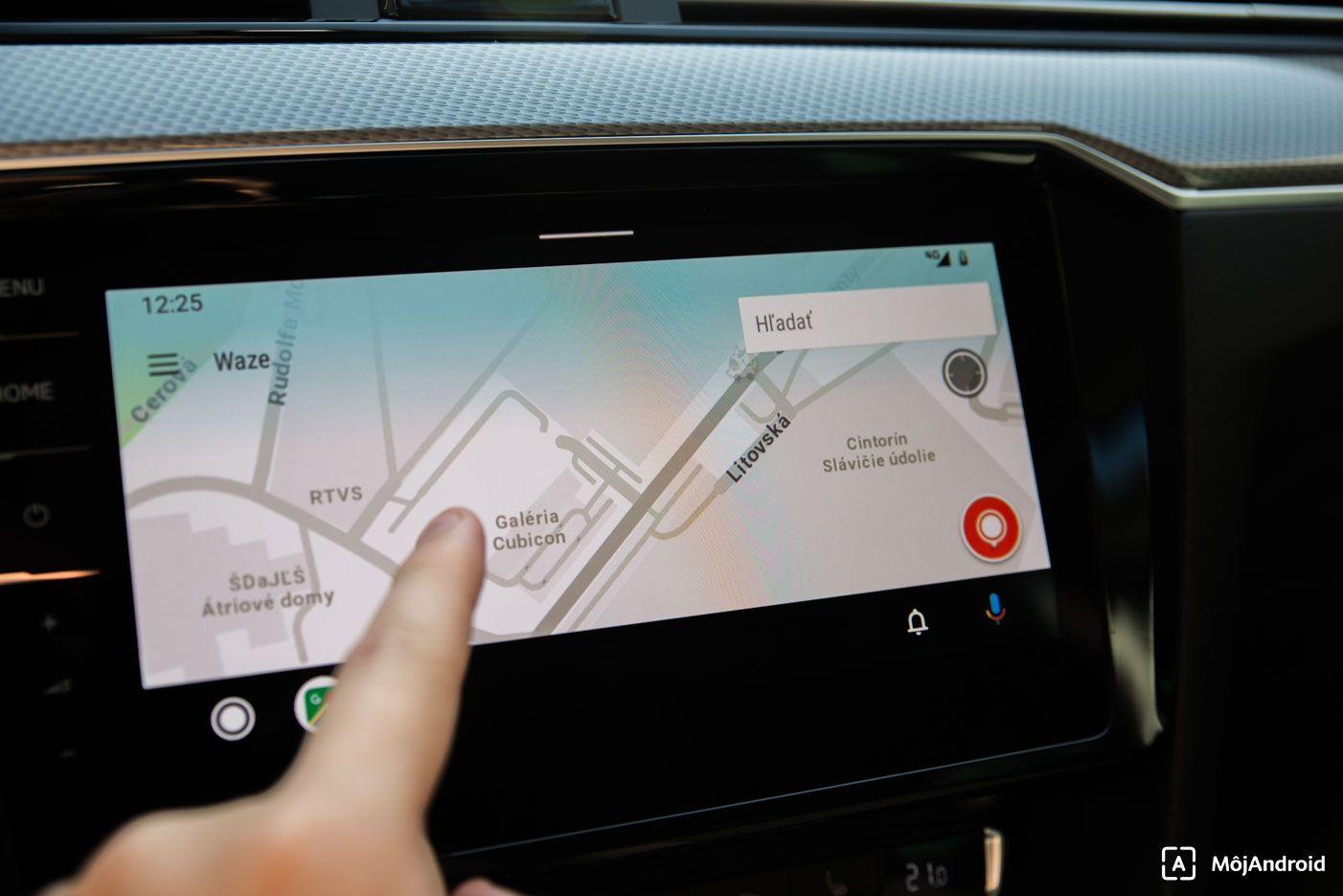 Volkswagen Passat Android Auto - 9