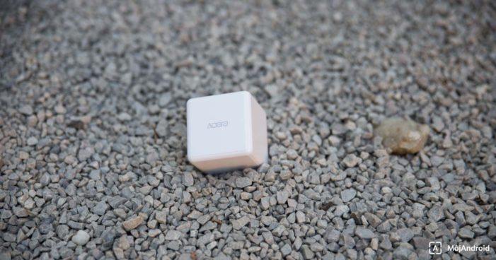 Xiaomi Aqara cube kocka