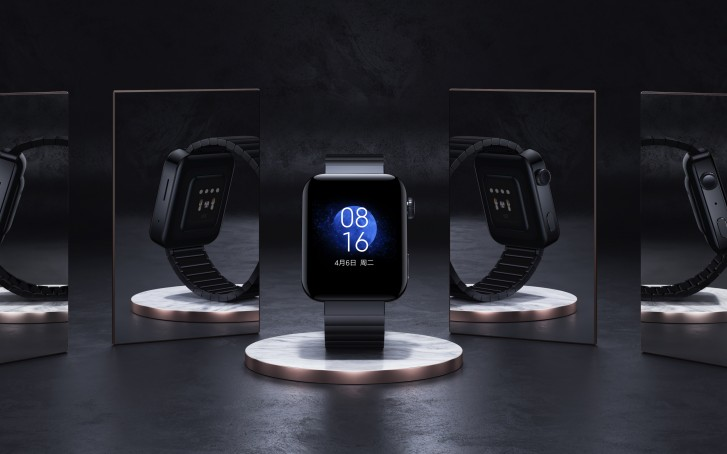 Xiaomi Mi Watch smart hodinky wear os