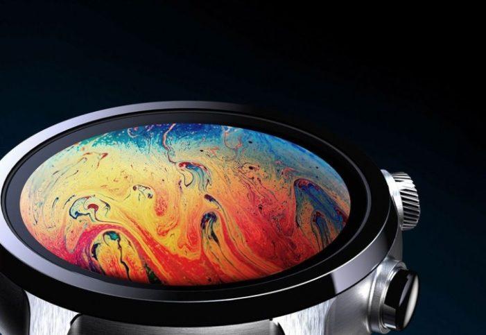 Moto 360 displej