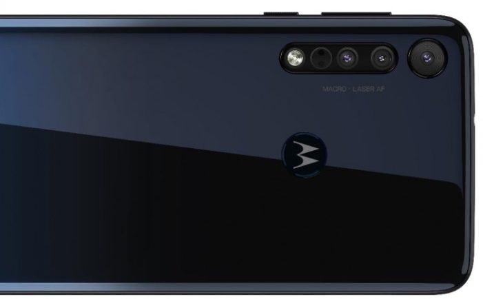 Motorola one macro fotoaparát