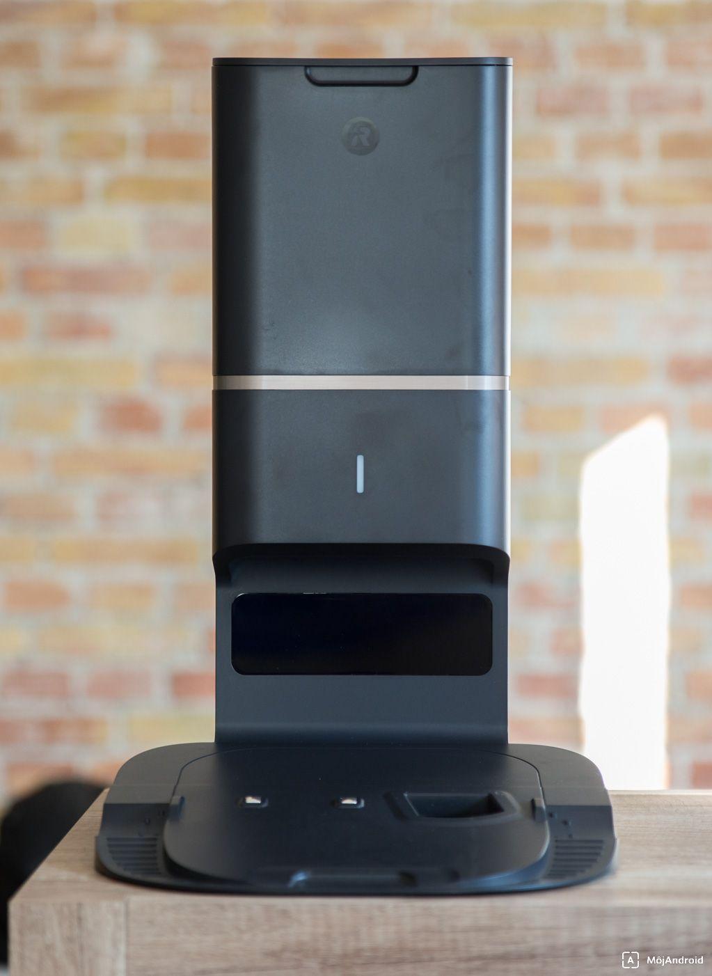 iRobot Roomba S9+ vyprázdňovacia stanica clean base