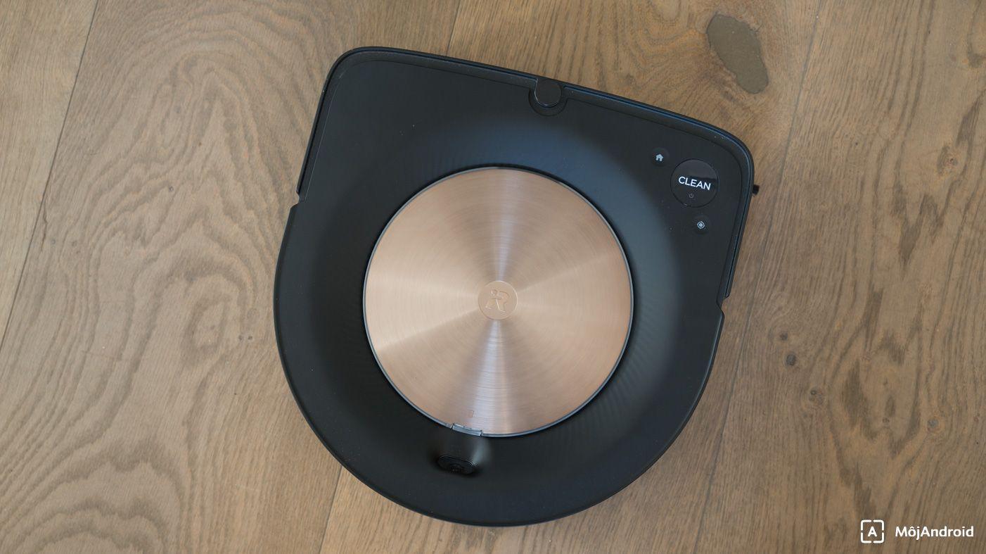 iRobot Roomba S9+ zhora