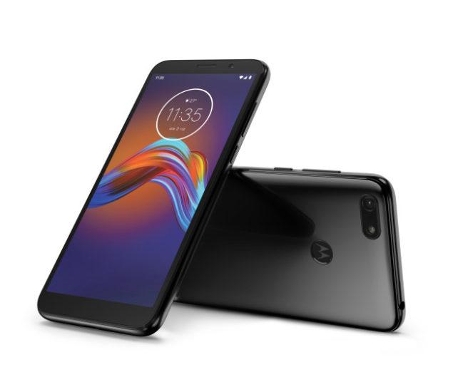 Motorola moto e6 play čierna
