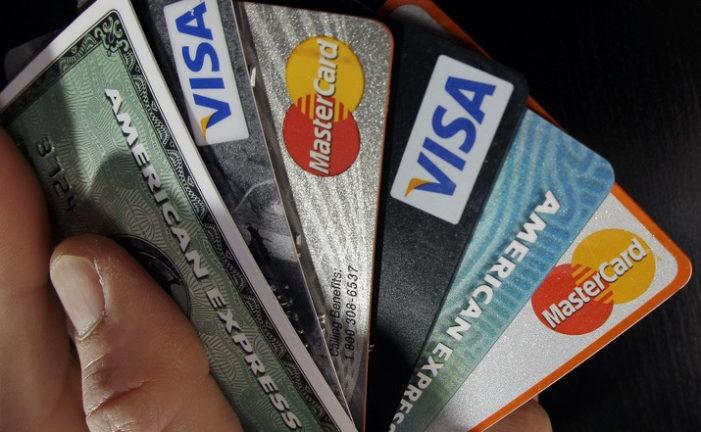 Platobné karty VISA MasterCard
