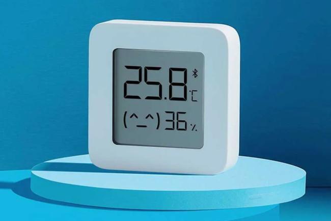 Mi Home Bluetooth Hygrothermograph 2 dizajn