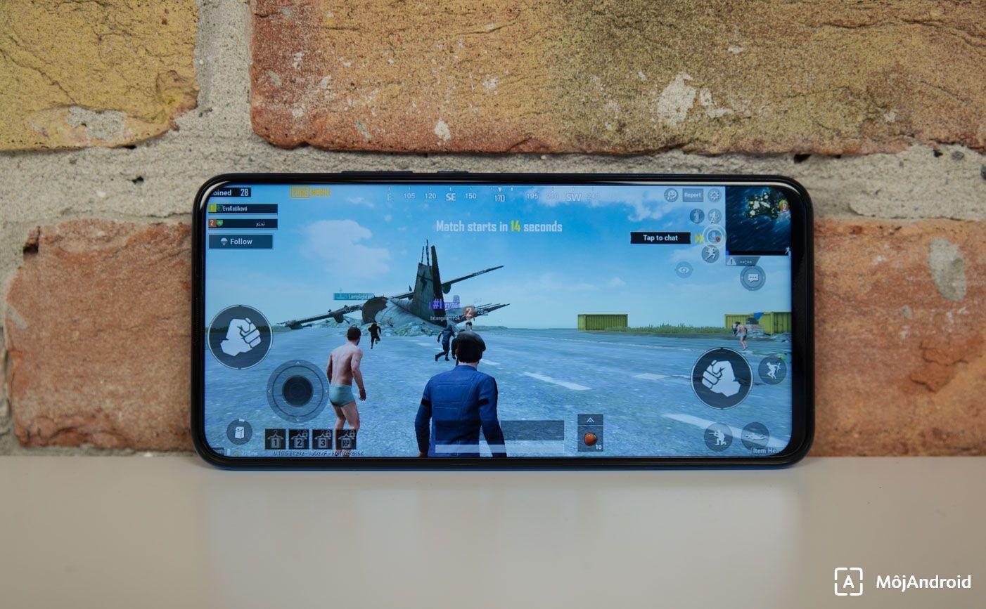HONOR 9X PUBG Mobile