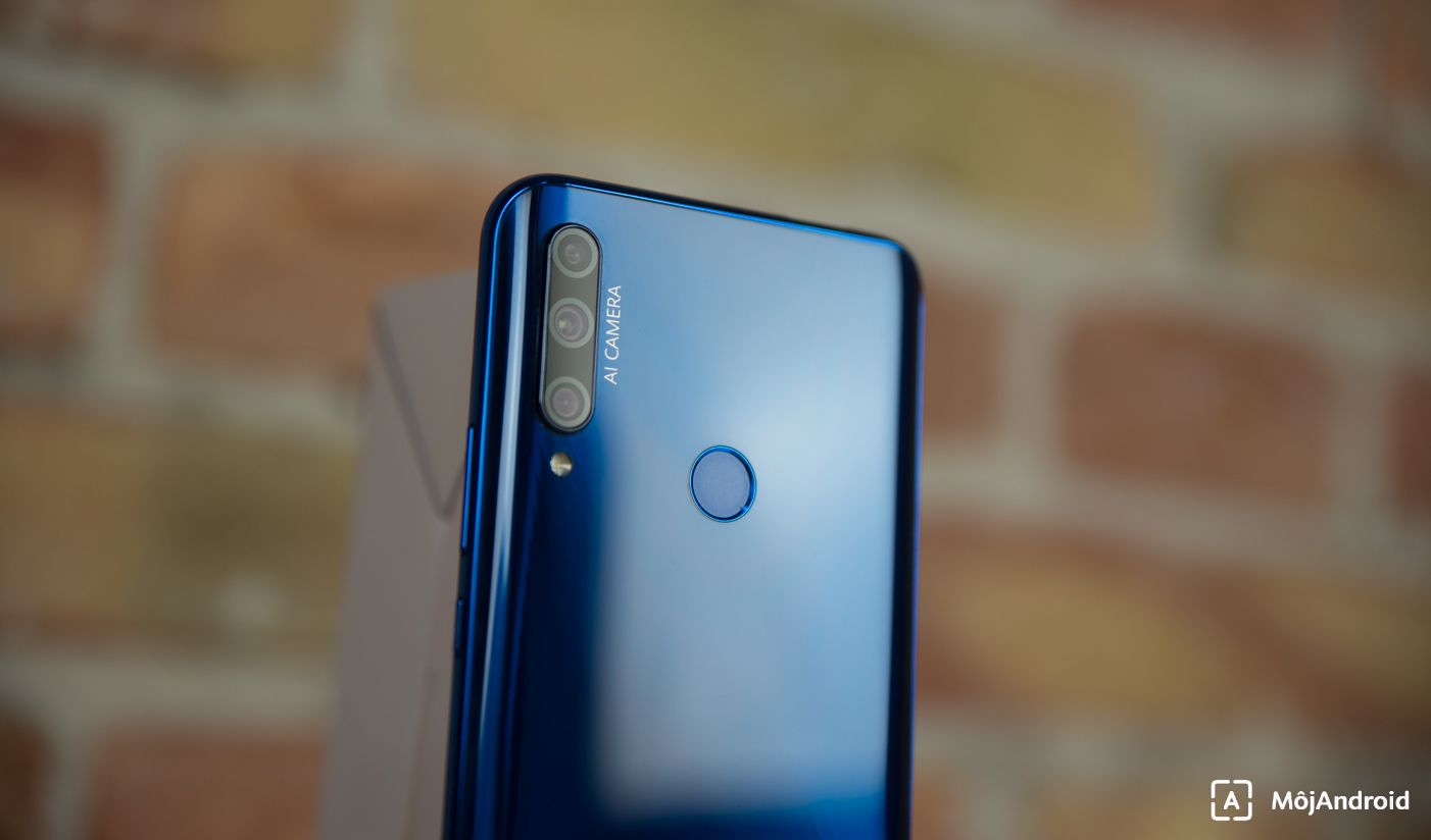HONOR 9X triple camera