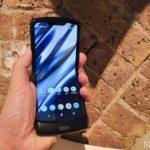 Motorola Razr 2019 ohybanie