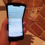 Motorola Razr 2019 skladaci displej