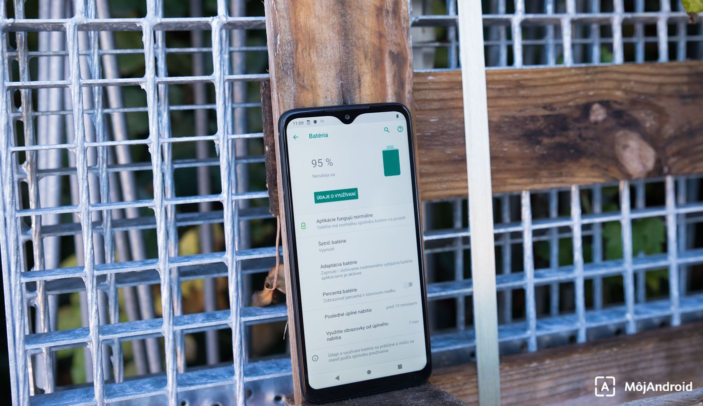 Motorola one macro vydrz baterie