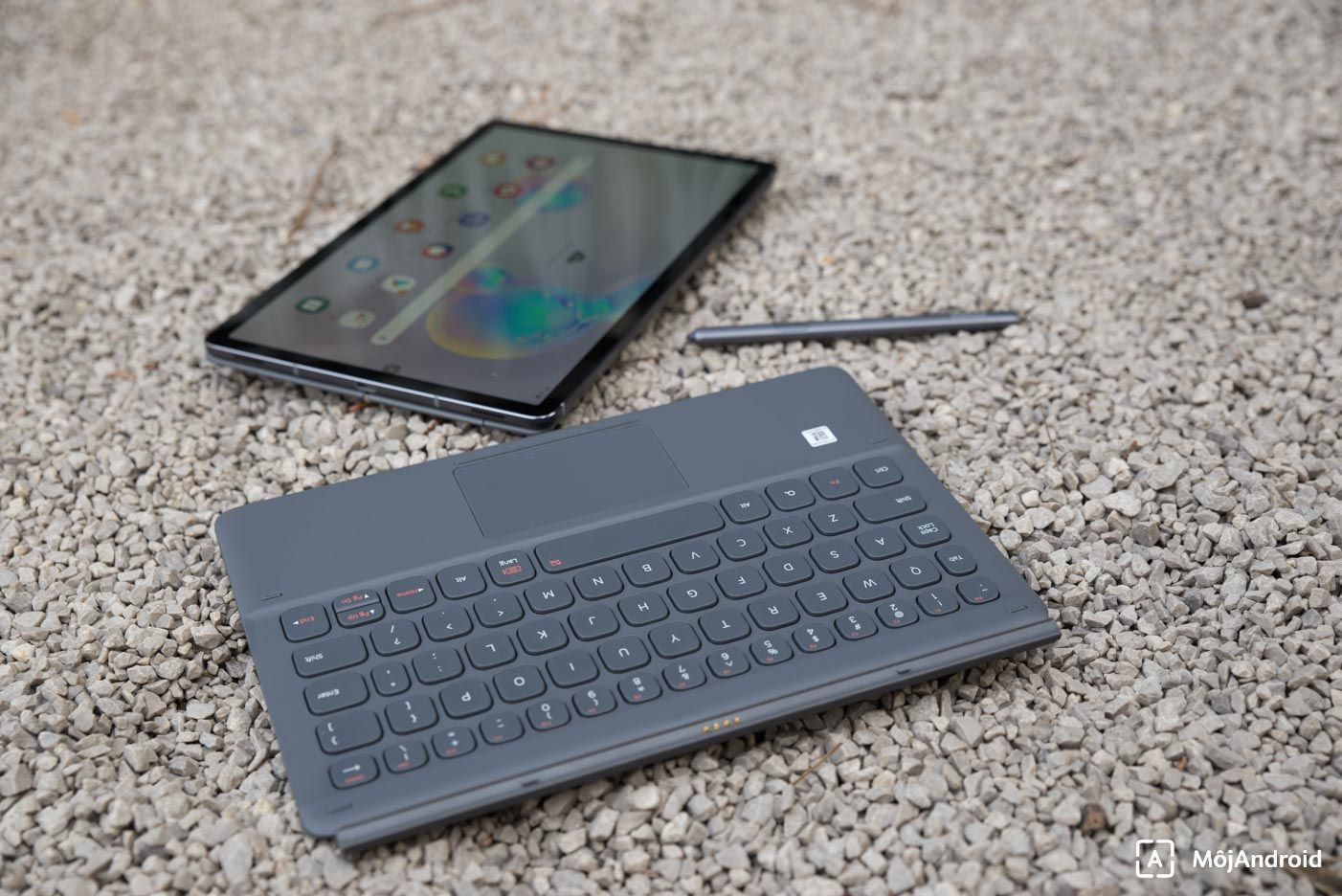 Samsung Galaxy Tab S6 qwertz klavesnica
