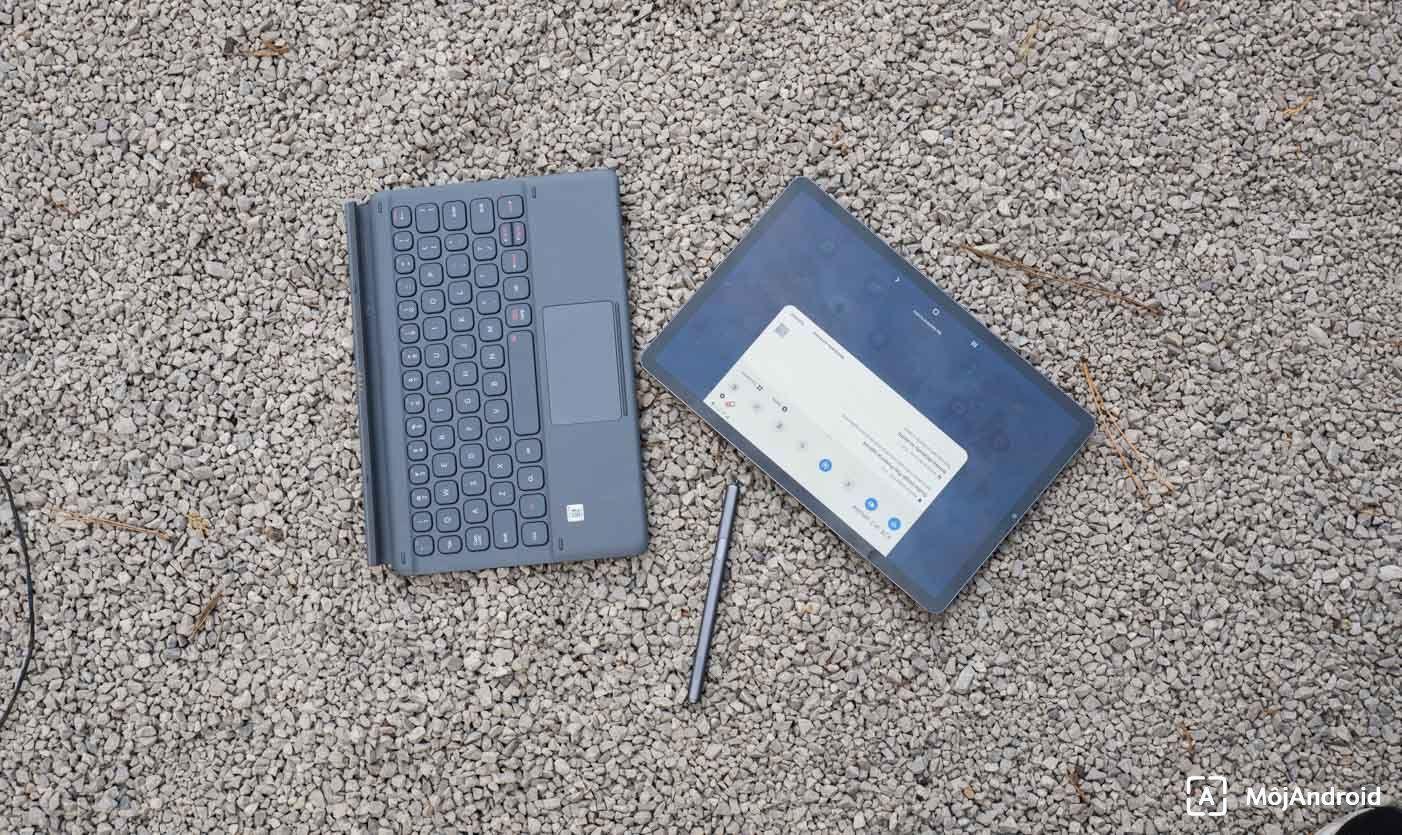 Samsung Galaxy Tab S6 klavesnica s pen