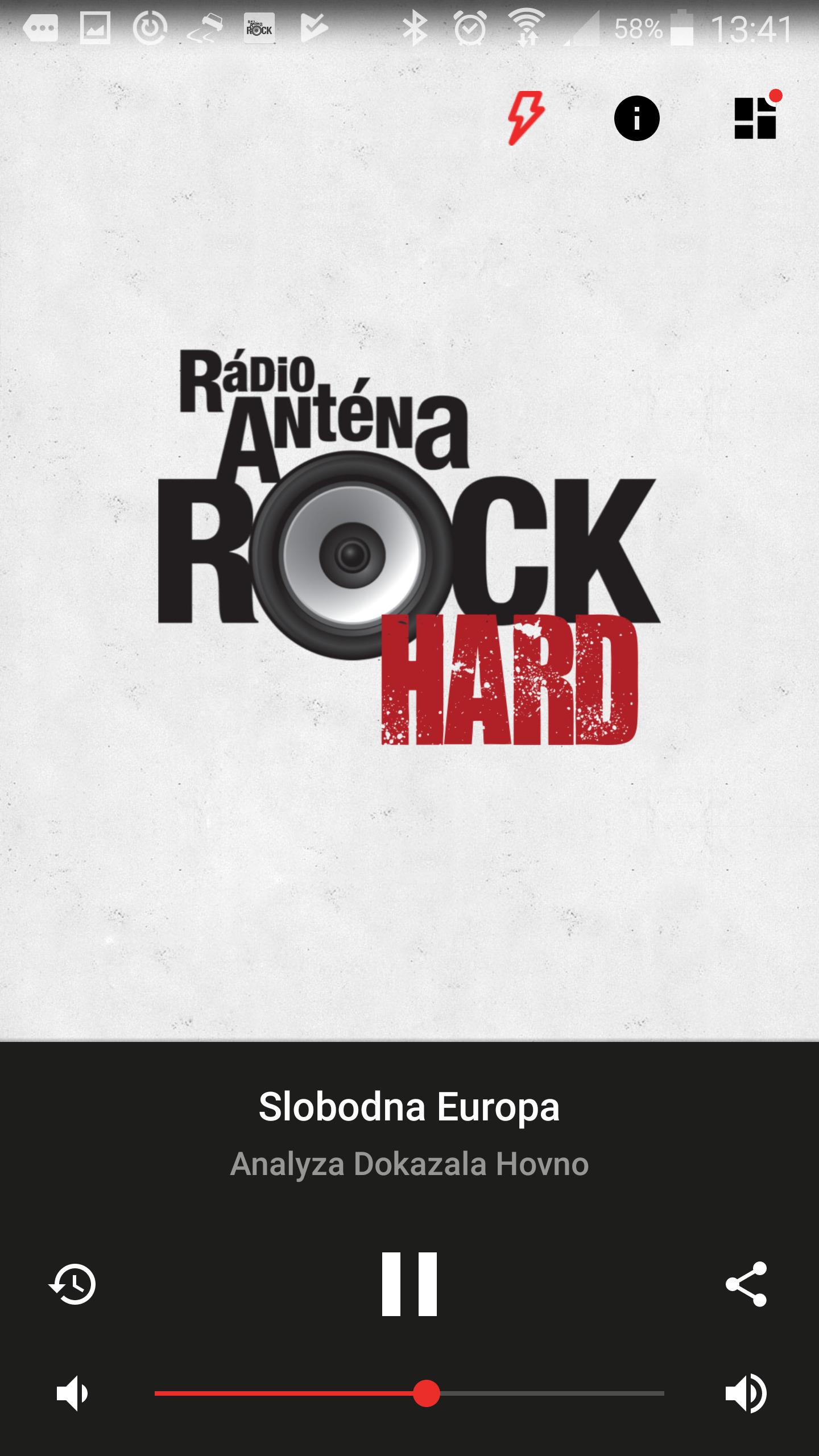 Rádio Anténa Rock 1