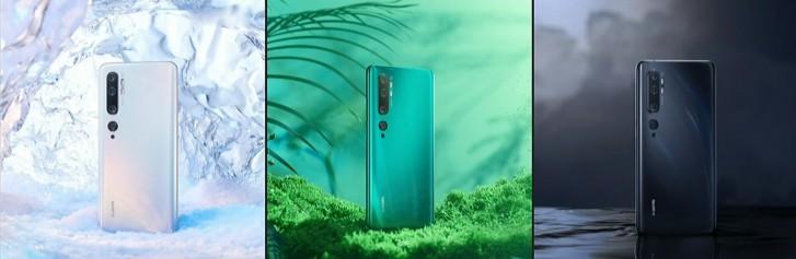 Xiaomi Mi CC9 Pro farby