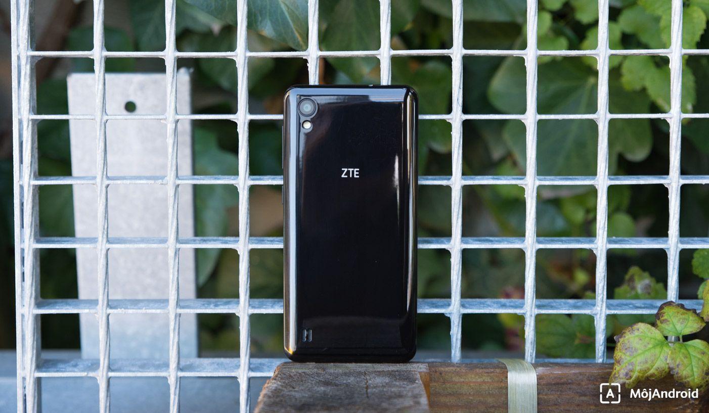 ZTE Blade A5 2019 fotoaparat
