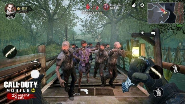 Call of Duty Mobile Zombie