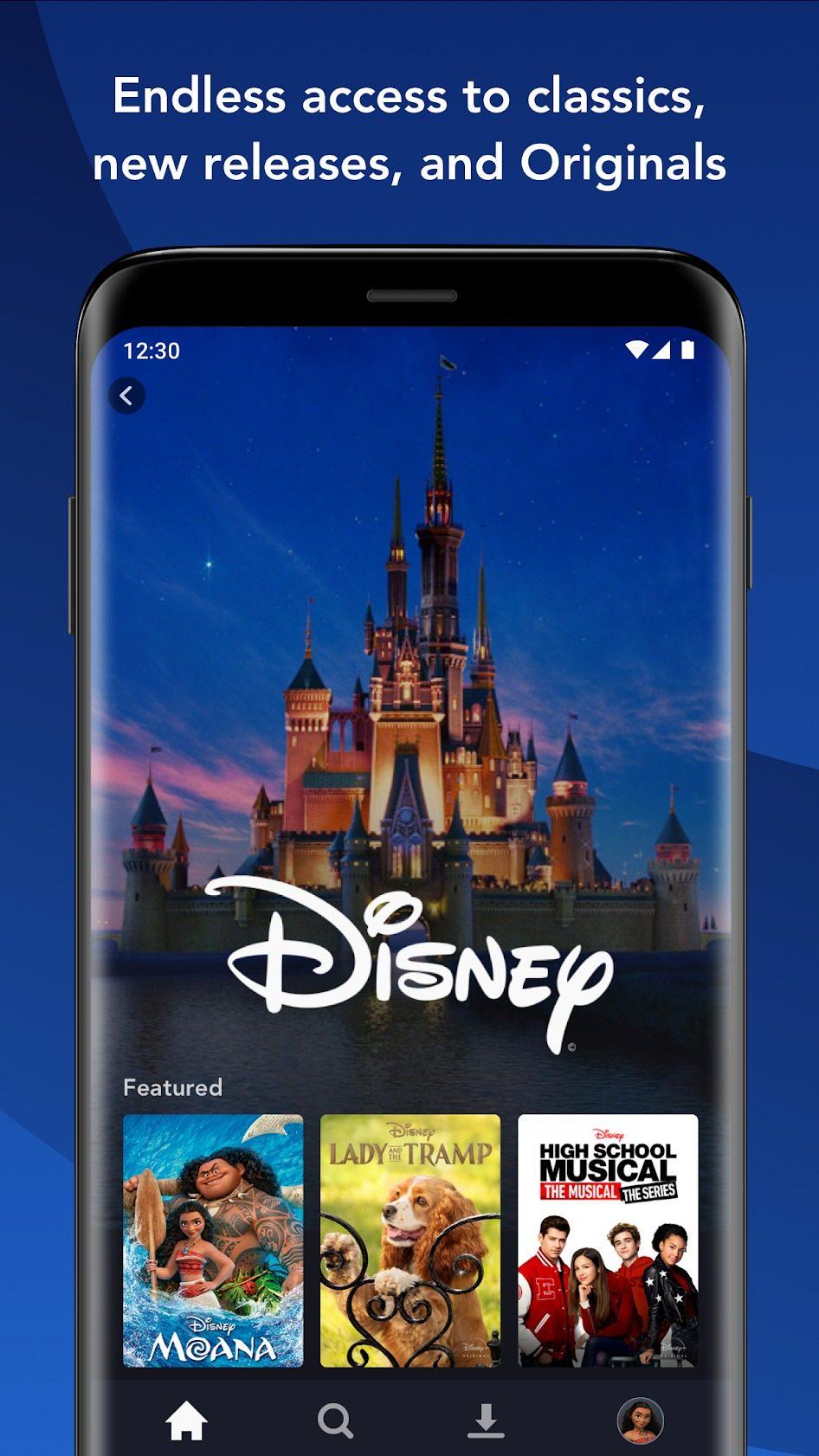 Disney+ aplikácia 3