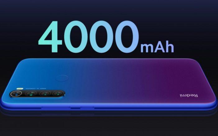 Redmi Note 8T batéria