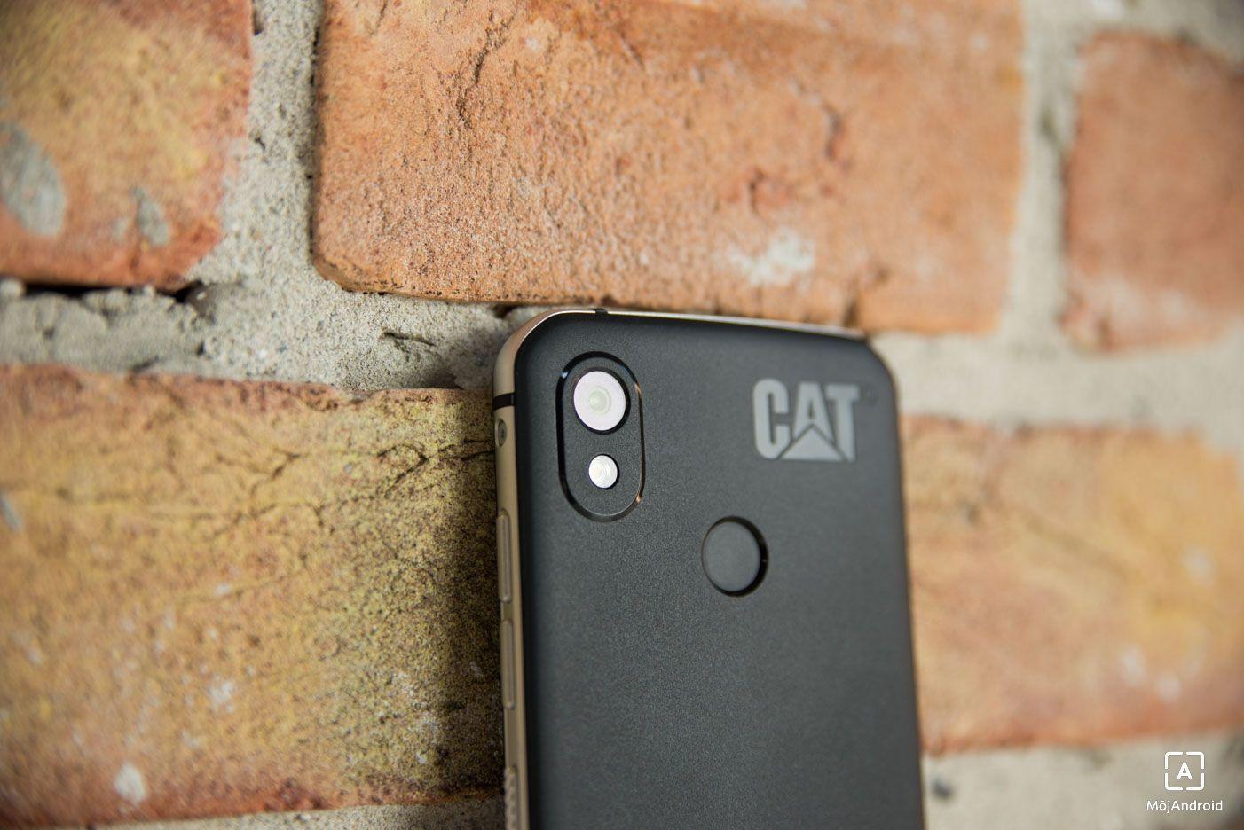 CAT S52 fotoaparat