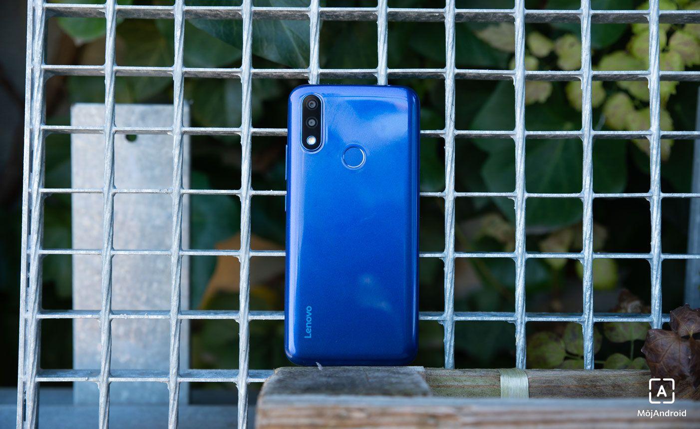 Lenovo K10 Note fotoaparat