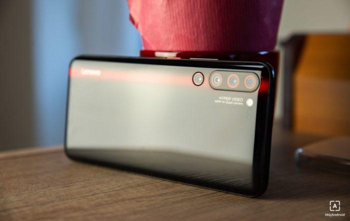 Lenovo Z6 Pro fotoaparat