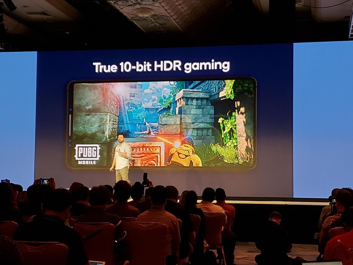 PUBG Mobile 10-bit HDR