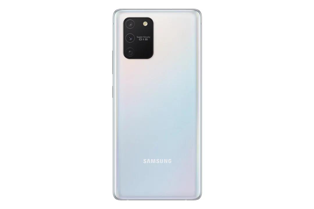Samsung Galaxy S10 Lite farby cena