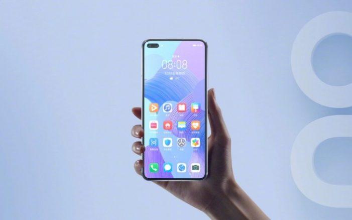 Huawei nova 6 displej
