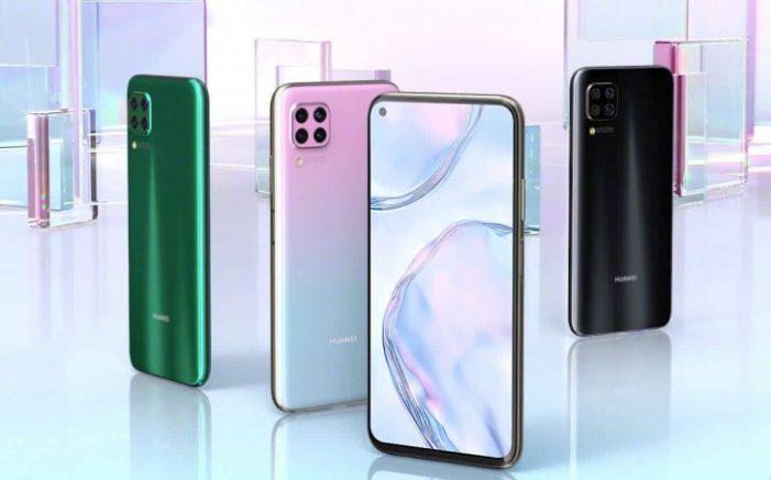 Huawei nova 6 SE farby