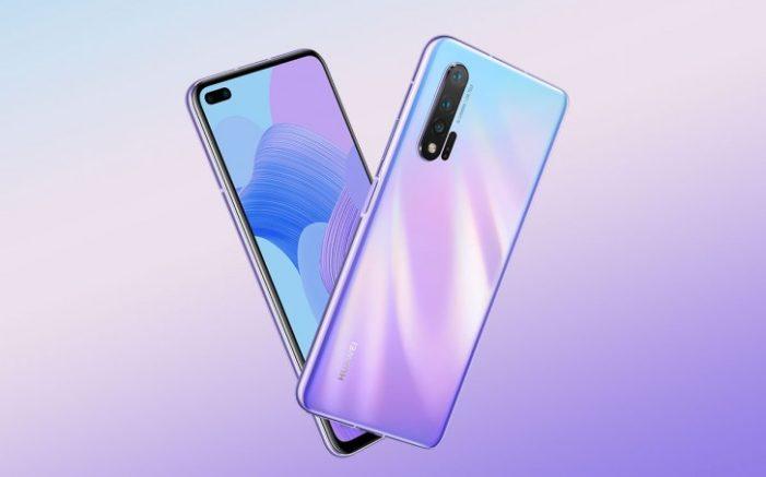 Huawei nova 6 telo